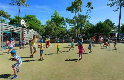 Le Bois Dormant Sports Facilities