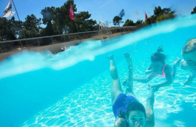 Le Bois Masson Pool Underwater View