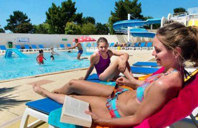 Le Bois Masson Poolside Loungers