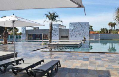 Le Brasilia Spa Area Pool