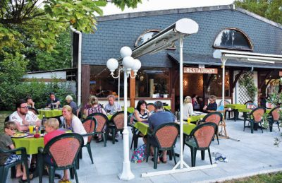 Le Chateau des Marais Restaurant