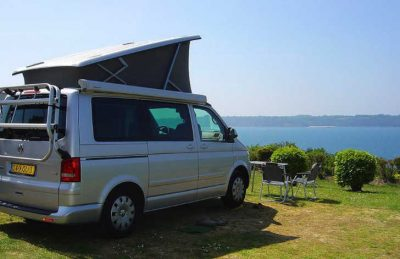 Le Chatelet Pitch Only Motorhome Campervan