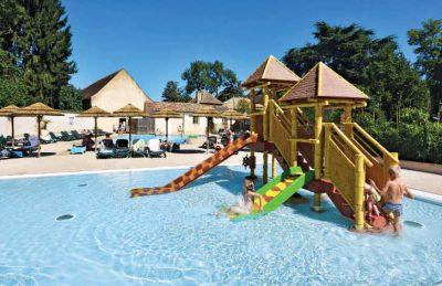 Le Domaine de L'Eperviere Children's Pool Playground