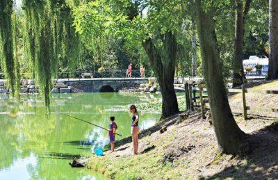 Le Domaine de L'Eperviere Fishing Lake