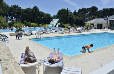 Le Mane Guernehue Swimming Pool Complex
