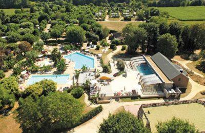 Le Paradis Campsite Overview