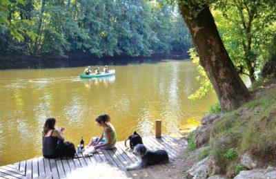 Le Paradis River Canoe