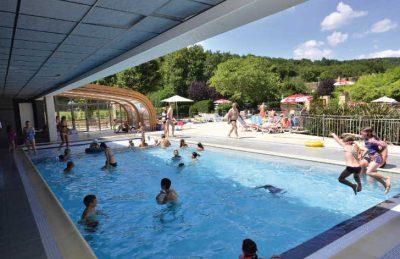 Le Paradis Uncovered Pool