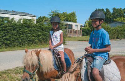 Le Parc de Fierbois Fun Horse Riding