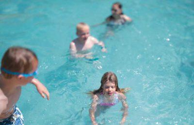 Le Parc de Fierbois Children's Pool
