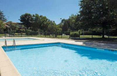 Le Pontet Campsite Pool