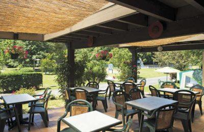 Le Pontet Campsite Restaurant