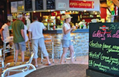 Le Ranc Davaine Bar