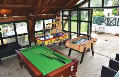 Le Ruisseau Games Room