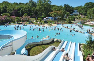Le Ruisseau Pool Complex