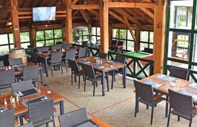 Le Ruisseau Restaurant