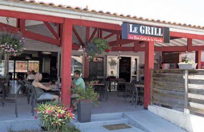 Le Soleil de Landes Restaurant