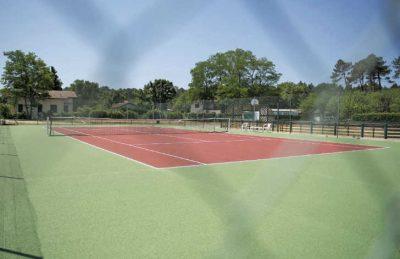 Le Soleil de Landes Tennis Court