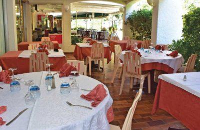Le Soleil Restaurant