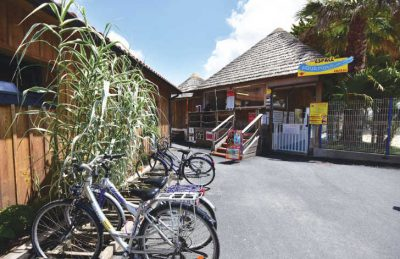 Cycle Hire Available