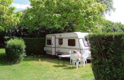 Le Village Parisien Varreddes Camping Pitch