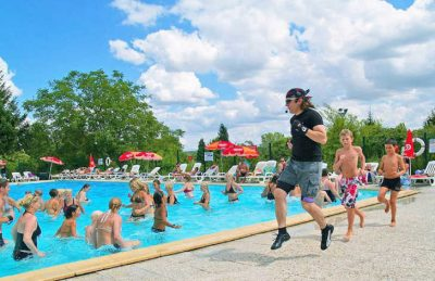 Le Village Parisien Varreddes Pool Fitness