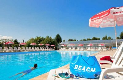 Le Village Parisien Varreddes Swimming Pool