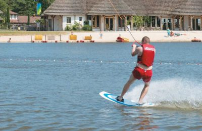 Les Alicourts Wakeboarding