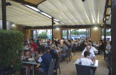 Les Criques de Porteils Bar and Restaurant