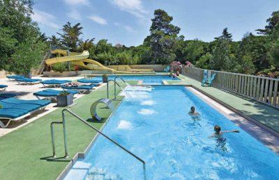 Les Criques de Porteils Swimming Pool Area