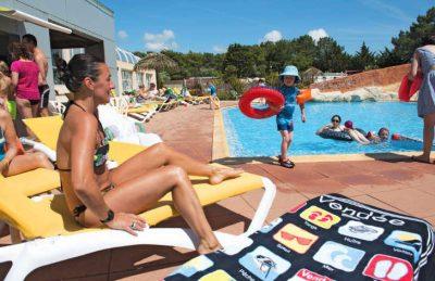 Les Genets Family Swimming Pool