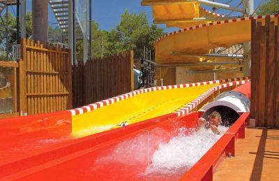 Les Lacs du Verdon Slide Fun