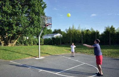 Les Mouettes Pitch Only Basketball