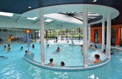 Les Mouettes Pitch Only Indoor Pool