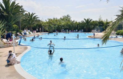 Les Mouettes Pool Games