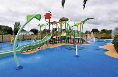 Les Mouettes Pool Sprayground