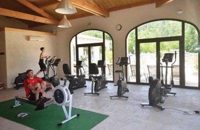 Les Ranchisses Gym Equipment