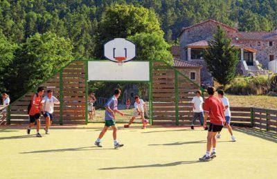 Les Ranchisses Sports Facilities