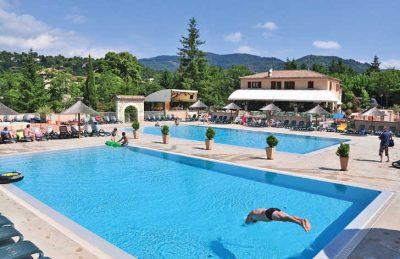 Les Ranchisses Swimming Pool