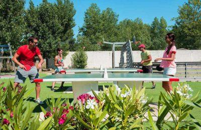 Les Sables du Midi Table Tennis