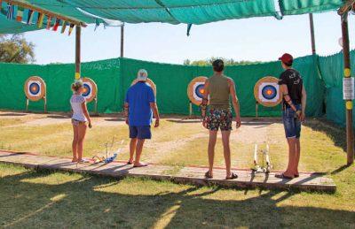 Les Sablons Archery