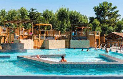 Les Sablons Relaxing Pool