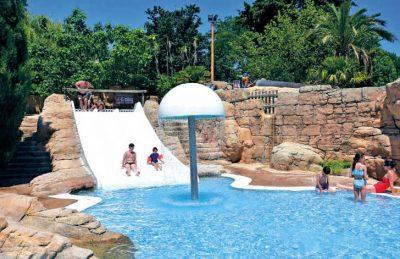 L'Hippocampe Swimming Pool Slides