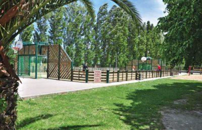L'Hippocampe Sports Court