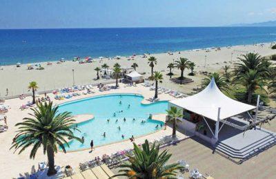 Marina d'Erba Rossa Beach Pool