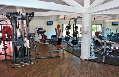 Parc St James Oasis Gym