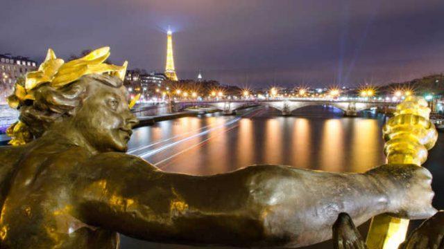 Top Ten Popular Tourist Attractions in Paris