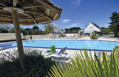 Raguenes Plage Swimming Pool Complex
