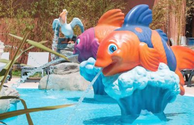 Saint Louis Pool Sprayparc