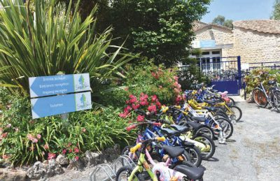 Sequoia Parc Cycle Hire
